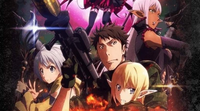 GATE anime second season