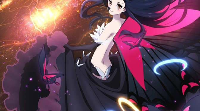 Accel World: Infinite Burst key visual
